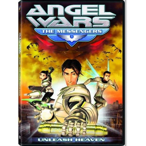 Angel Wars: The Messengers [DVD]