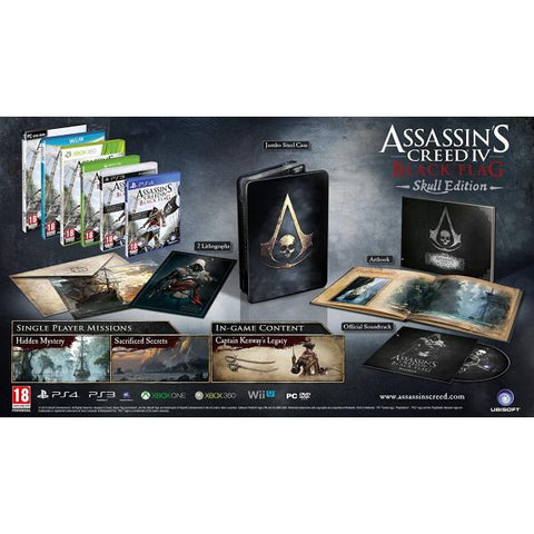 Assassin's Creed IV: Black Flag - Skull Edition [PC]