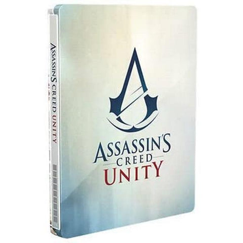 Assasin's Creed Unity - Limited Edition SteelBook [Cross-Platform Accessory]