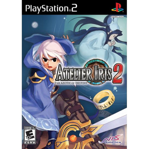 Atelier Iris 2: The Azoth of Destiny [PlayStation 2]