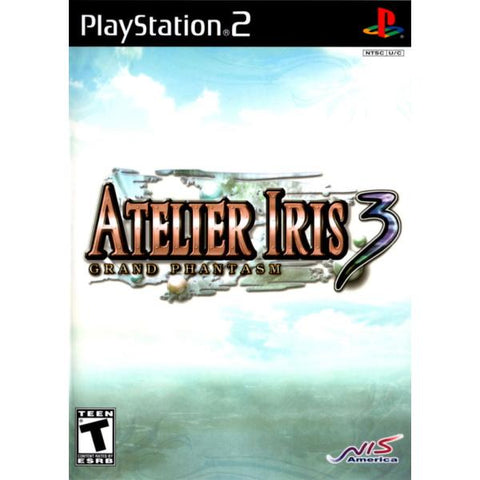Atelier Iris 3: Grand Phantasm [PlayStation 2]