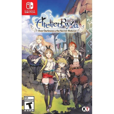 Atelier Ryza: Ever Darkness & the Secret Hideout [Nintendo Switch]