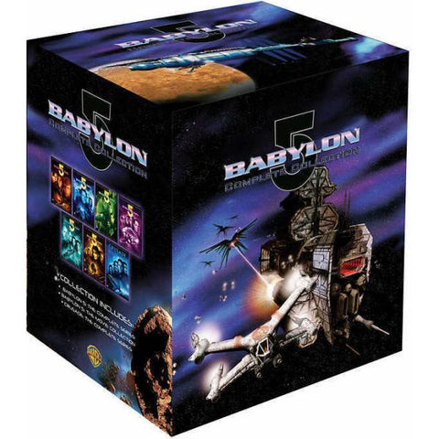 Babylon 5: The Complete Collection [DVD Box Set]