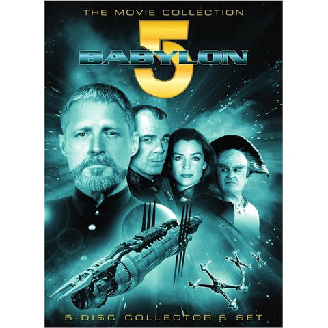 Babylon 5: The Movie Collection [DVD Box Set]