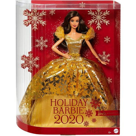 Barbie Signature 2020 Holiday Doll [Toys, Ages 6+]