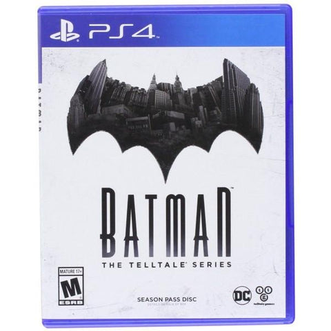 Batman: The Telltale Series - Season Pass Disc [PlayStation 4]