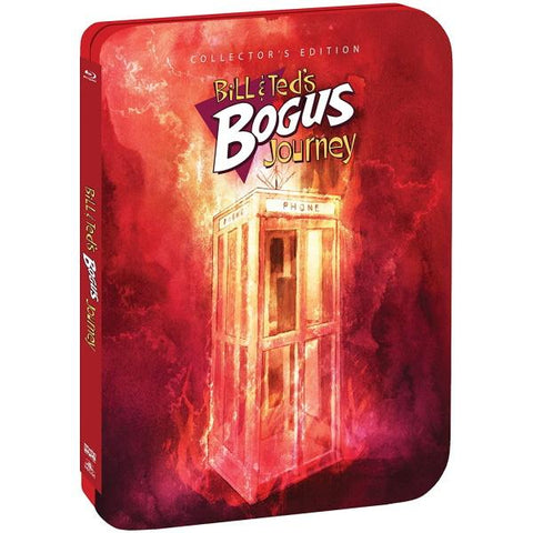 Bill & Ted's Bogus Journey: Collector's Edition - Limited Edition SteelBook [Blu-Ray]