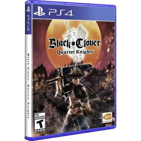 Black Clover: Quartet Knights [PlayStation 4]