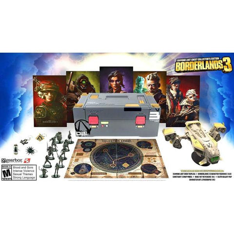 Borderlands 3 - Diamond Loot Chest Collector's Edition [PlayStation 4]