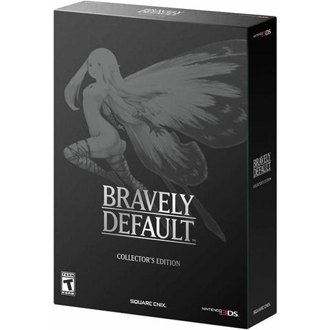 Bravely Default - Collector's Edition [Nintendo 3DS]