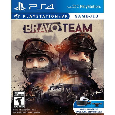 Bravo Team - PSVR [PlayStation 4]