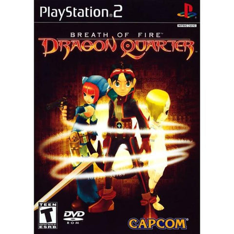 Breath of Fire: Dragon Quarter [PlayStation 2]