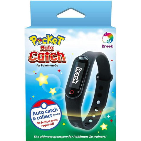 Brook Pocket Auto Catch Wristband for Pokemon Go - iPhone & Android [Toys]