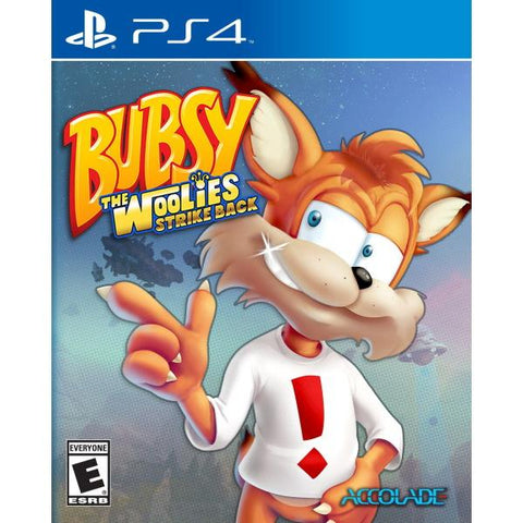 Bubsy: The Woolies Strike Back [PlayStation 4]