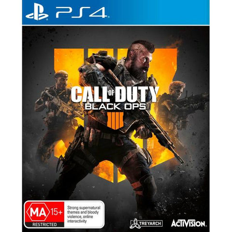 Call of Duty: Black Ops 4 [PlayStation 4]