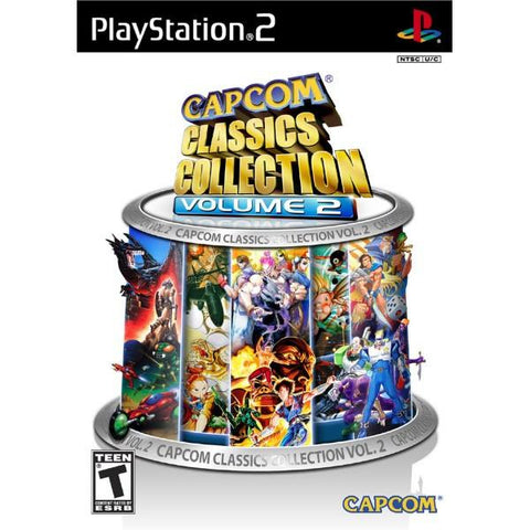 Capcom Classics Collection: Volume 2 [PlayStation 2]