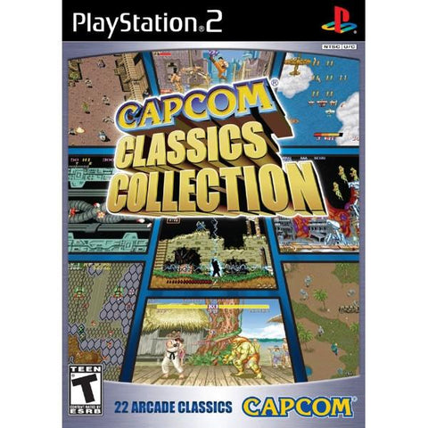 Capcom Classics Collection: Volume 1 [PlayStation 2]