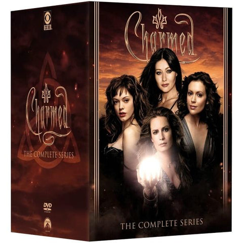 Charmed: The Complete Series - Seasons 1-8 [DVD Box Set]