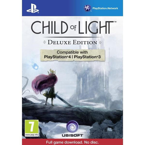 Child of Light - Deluxe Edition [PlayStation 4]