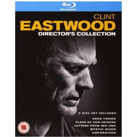 Clint Eastwood: Director's Collection [Blu-Ray Box Set]