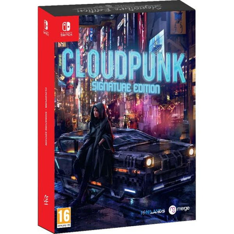 Cloudpunk - Signature Edition [Nintendo Switch]