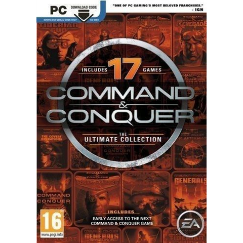 Command & Conquer: The Ultimate Collection [PC]
