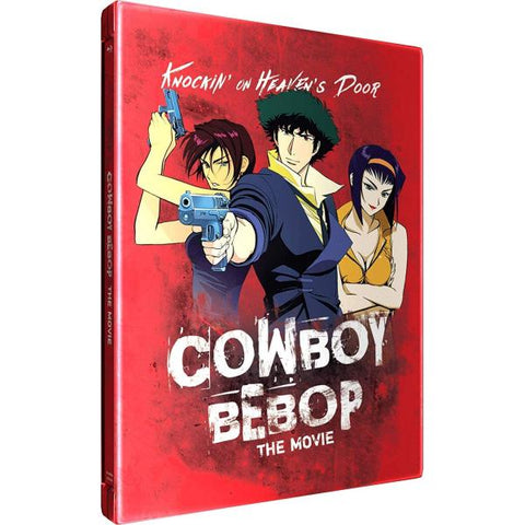 Cowboy Bebop: The Movie - Knockin' On Heaven's Door - Limited Edition SteelBook [Blu-ray]