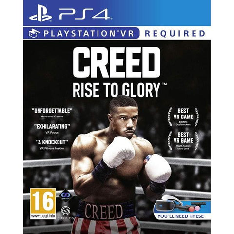 Creed: Rise to Glory - PSVR [PlayStation 4]