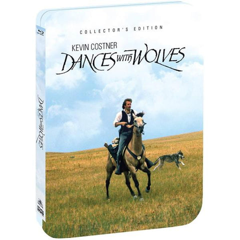 Dances With Wolves: Collector's Edition - Limited Edition SteelBook [Blu-Ray]