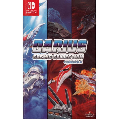 Darius Cozmic Collection: Console w/ Post Card [Nintendo Switch]
