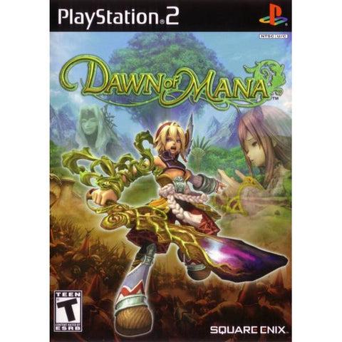 Dawn of Mana [PlayStation 2]