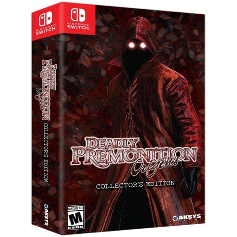 Deadly Premonition Origins - Collector's Edition [Nintendo Switch]