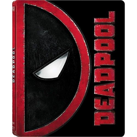 Deadpool Exclusive SteelBook [Blu-Ray + DVD + Digital]