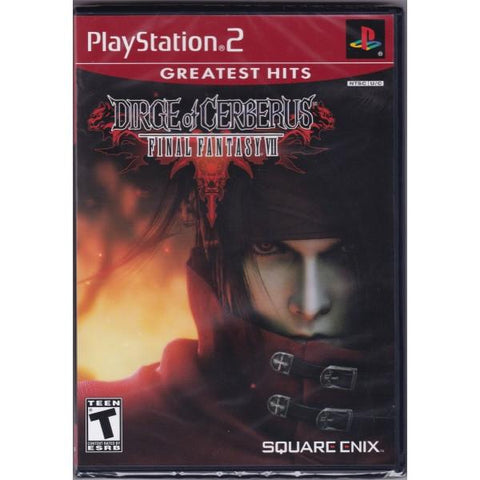 Dirge of Cerberus: Final Fantasy VII [PlayStation 2]