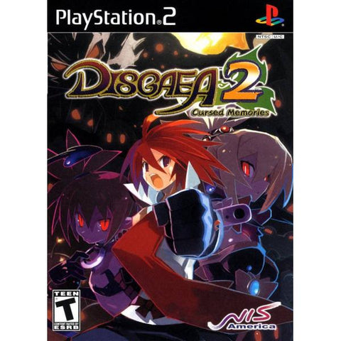 Disgaea 2: Cursed Memories [PlayStation 2]