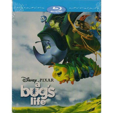 Disney Pixar's A Bug's Life - Limited Edition SteelBook [Blu-ray]