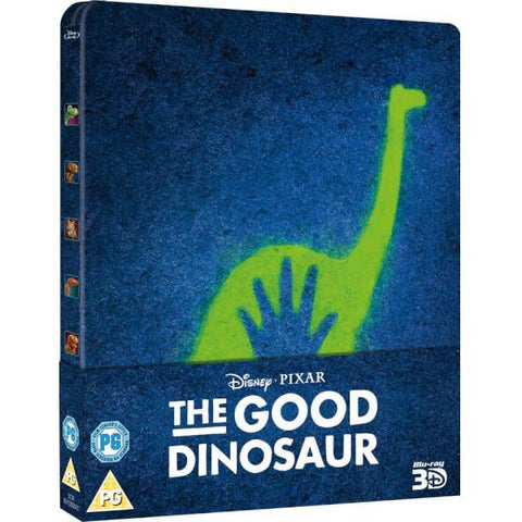 Disney Pixar's The Good Dinosaur - Limited Edition SteelBook [3D + 2D Blu-ray]