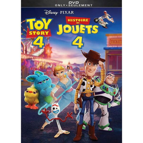 Disney Pixar's Toy Story 4 [DVD]