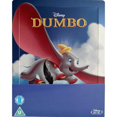 Disney's Dumbo - Limited Edition SteelBook [Blu-Ray]