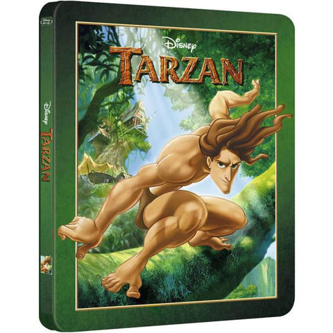 Disney's Tarzan - Limited Edition Collectible SteelBook [Blu-Ray]