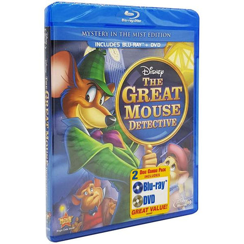 Disney's The Great Mouse Detective [Blu-ray + DVD]
