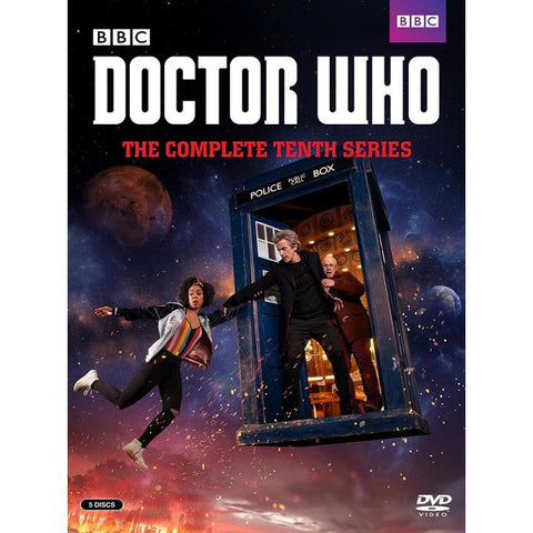 Doctor Who: The Complete Tenth Series [DVD Box Set]
