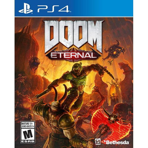Doom Eternal [PlayStation 4]