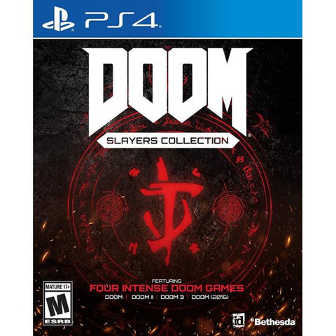 DOOM Slayers Collection [PlayStation 4]