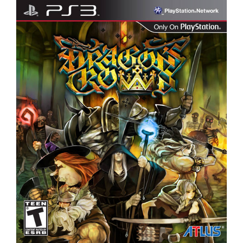 Dragon's Crown [PlayStation 3]