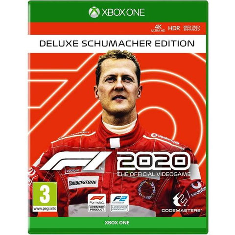 F1 2020 - Deluxe Schumacher Edition [Xbox One]
