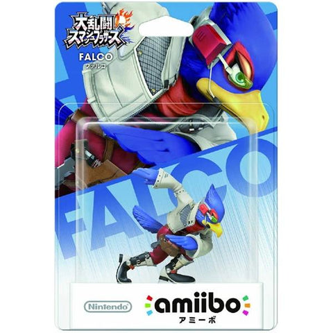 Falco Amiibo - Super Smash Bros. Series [Nintendo Accessory]