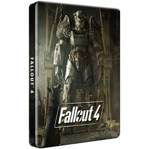 Fallout 4 - Limited Edition SteelBook [Cross-Platform Accessory]