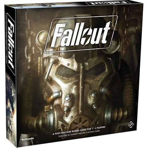 Fallout: The Board Game [Board Game, 1-4 Players]