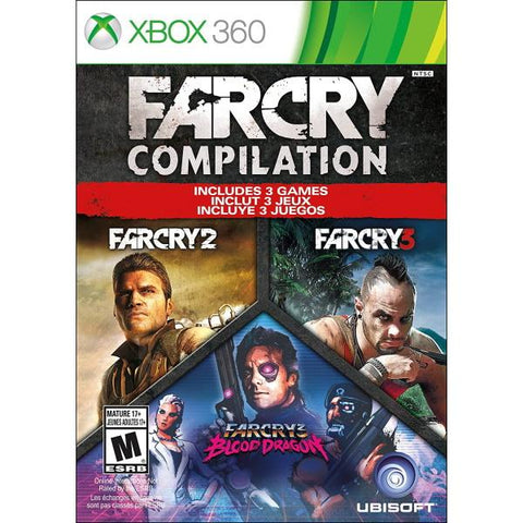 Far Cry Compilation [Xbox 360]
